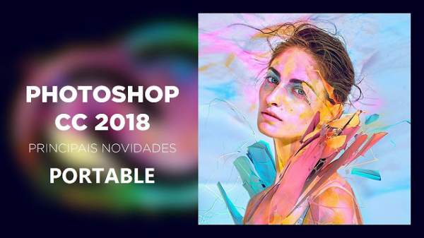 Phần mềm Adobe Photoshop CC 2018 v19.0.1.29687 Portable